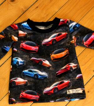 bilar svart